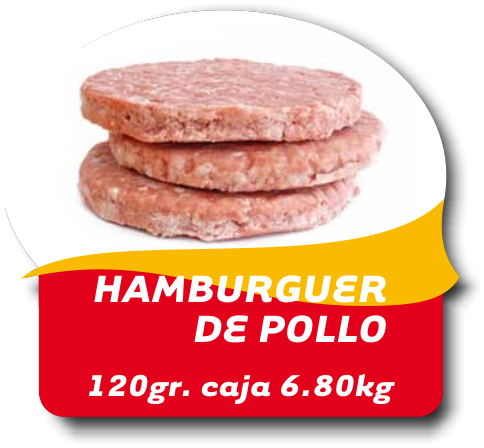 HAMBURGER POLLO II
