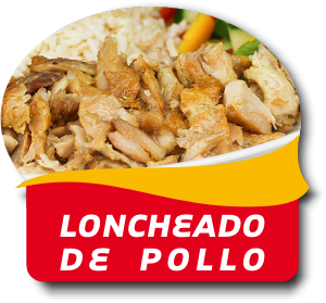 ICON LONCHE POLLO